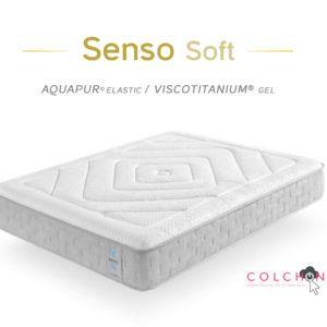 Colchón SENSO SOFT de Gomarco