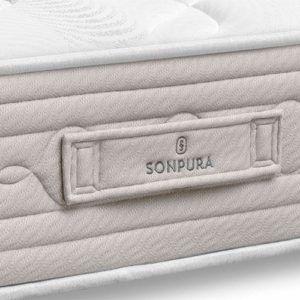 Detalle colchón PRISMA de Sonpura
