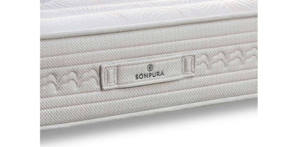 Detalle Colchón Indra Sonpura