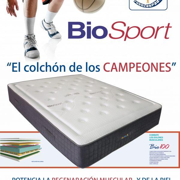 BioSport 100 El Colchón de los Campeones