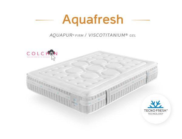 Colchón Aquafresh de Gomarco