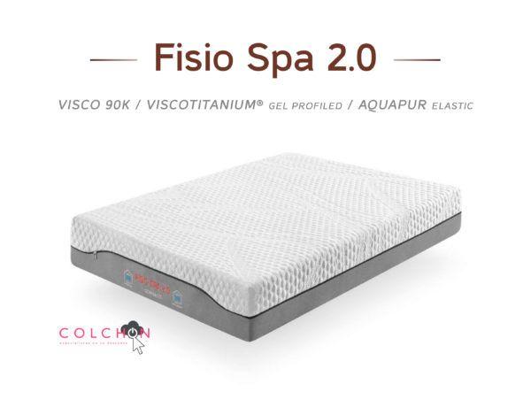 Colchón FISIO SPA 2.0 GOMARCO
